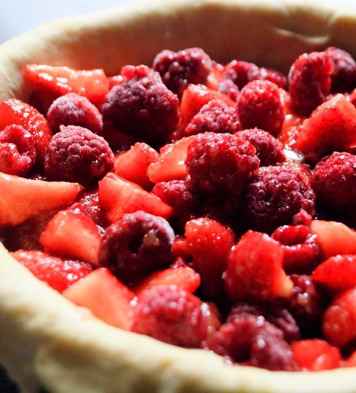 ErdbeerHimbeerPie