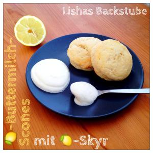 zitronen-buttermilch-scones