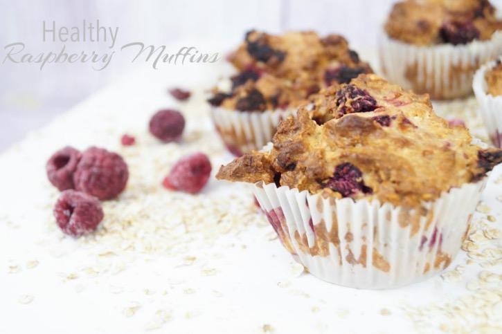 Raspberry Healthy Muffins-00988_Fotor