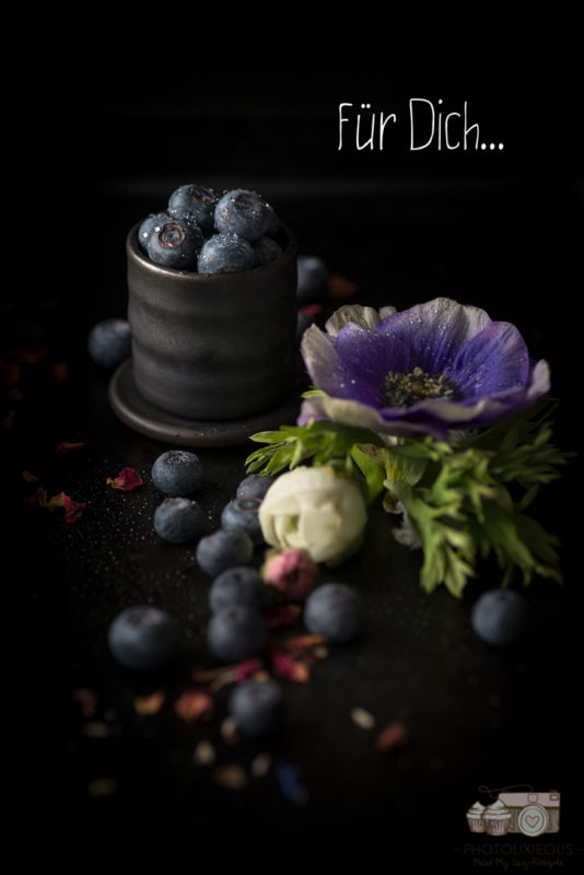 Rezept-Donuts mit Blaubeermarmelade-Antonellas Geburtstag-Photol
