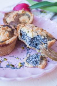 Mohn Streusel Muffins