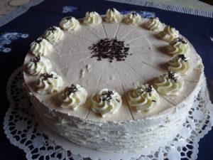 Bananen-Schmand-Torte von Katja