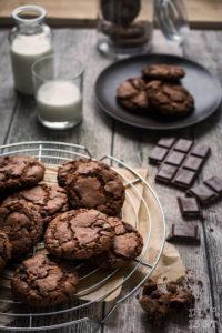 Chocolate Chip Cookies von Ina Isst