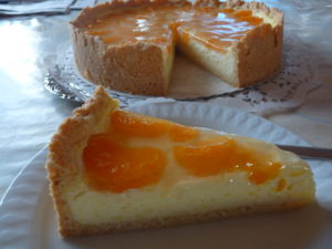 Mandarinen Schmand Kuchen von Katja