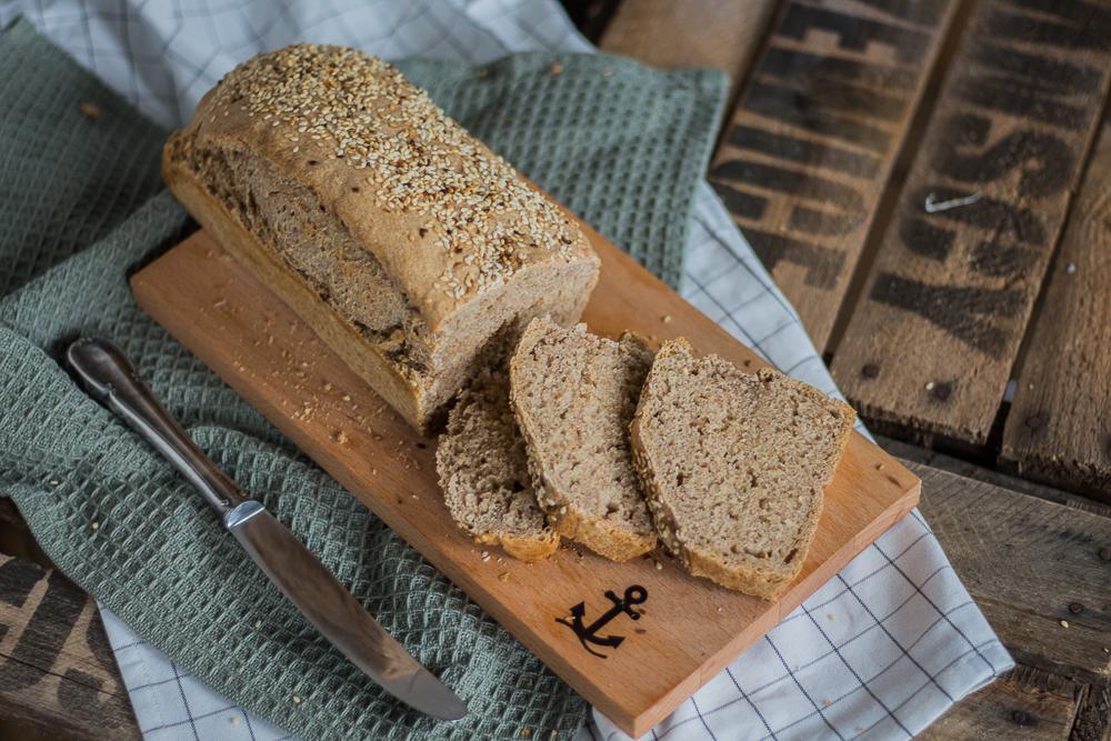 Dinkel Vollkorn Brot  Einfach Mal Selbermachen