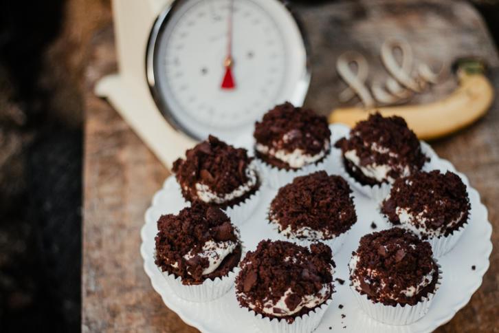 Maulwurf Kuchen Cupcakes Auf Die Hand Den Klassiker Antonella S