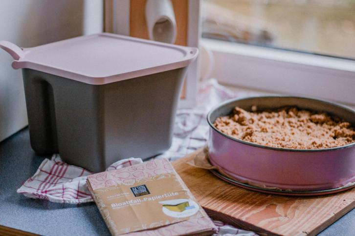 Biomüll Im Sommer Küche : Tupperware küchenhelfer alles in einem l schwarz grün biomüll
